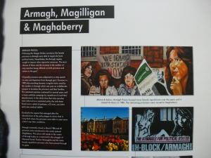 Armagh and Magilligan